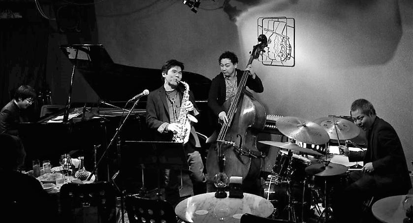 Le quartet japonais SK4 inaugure les Polynesia Jazz Sessions