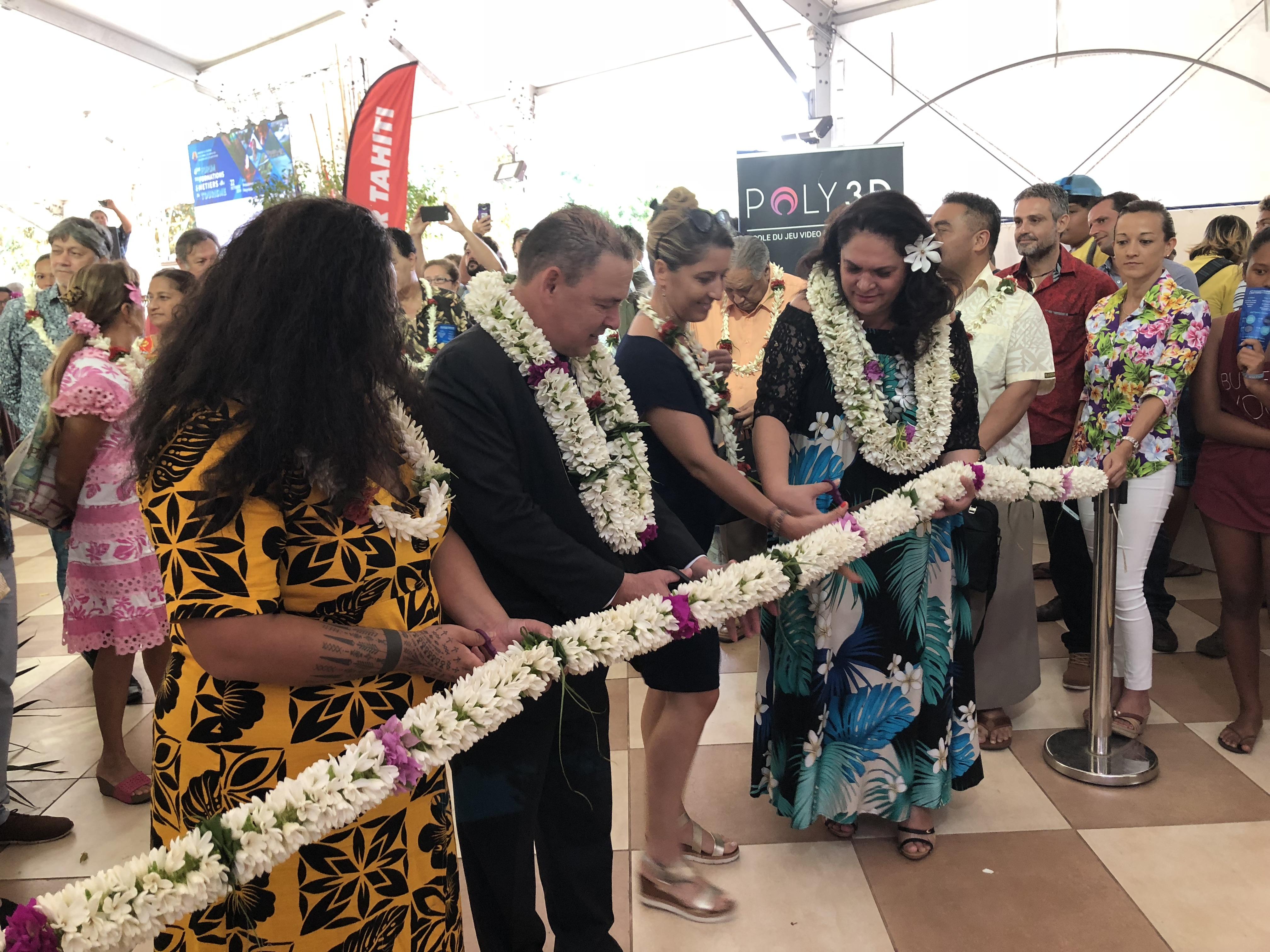 Des professionnels du tourisme de la région Pacifique, venus des Îles Cook, de la Nouvelle-Zélande, ou encore de Hawaii, et de l'Île de Pâques ont fait le déplacement pour l'événement.