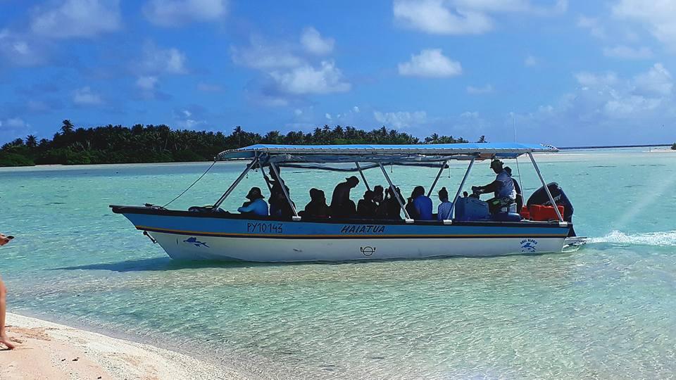 Photo : Haiatua Excursion