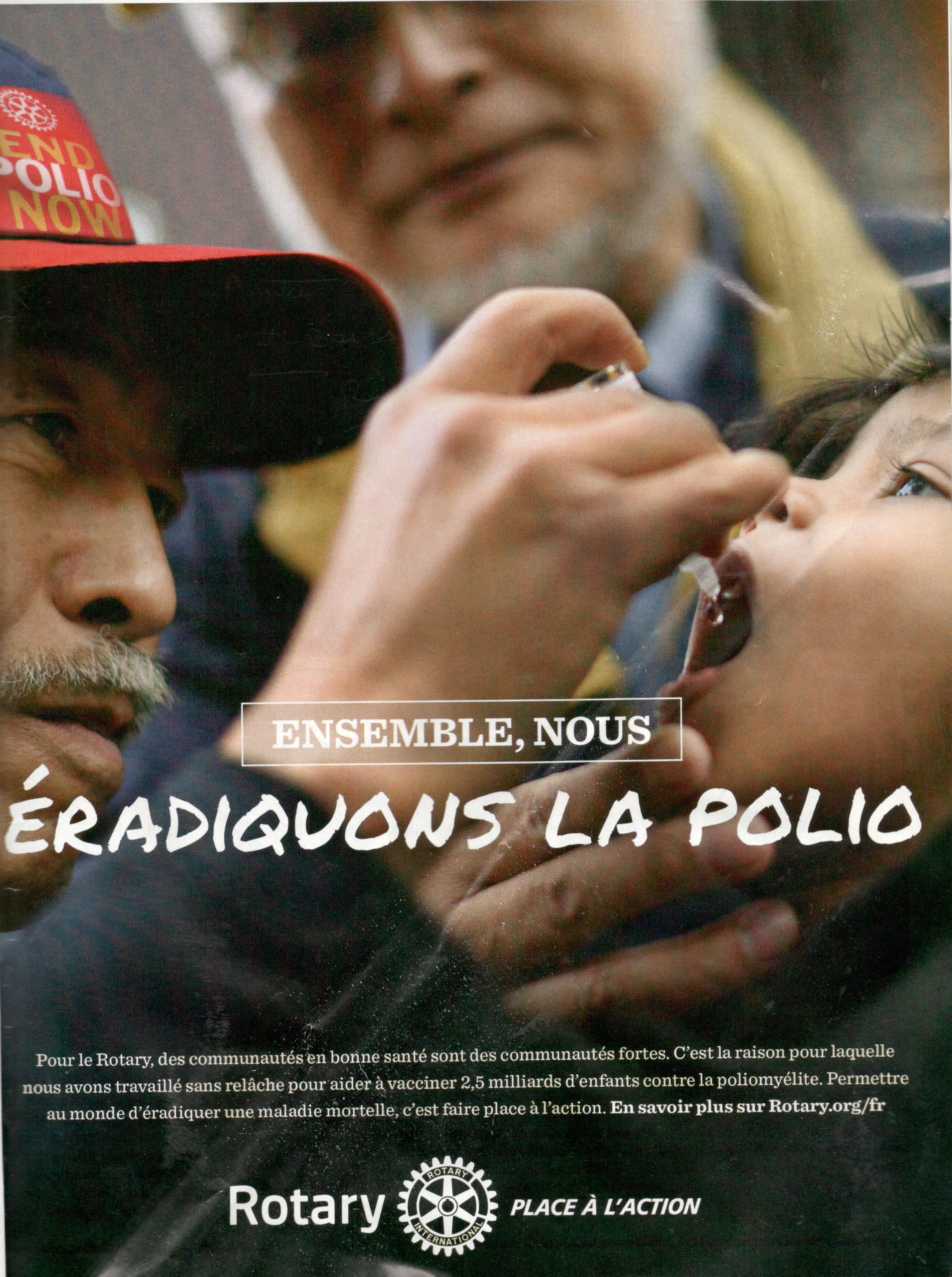 Le Rotary club de Papeete organise des séances sensibilisation contre cette maladie le mardi 30 octobre.