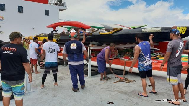 140 équipages s'affronteront cette année à la Hawaiki Nui Vaa.