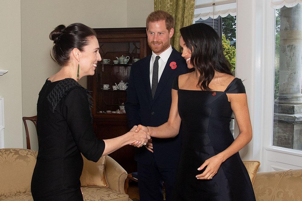 Harry et Meghan entament en Nouvelle-Zélande l'ultime étape de leur tournée