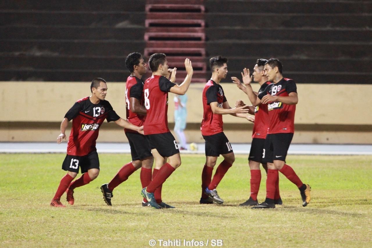 Quatrième victoire en cinq matchs pour Central