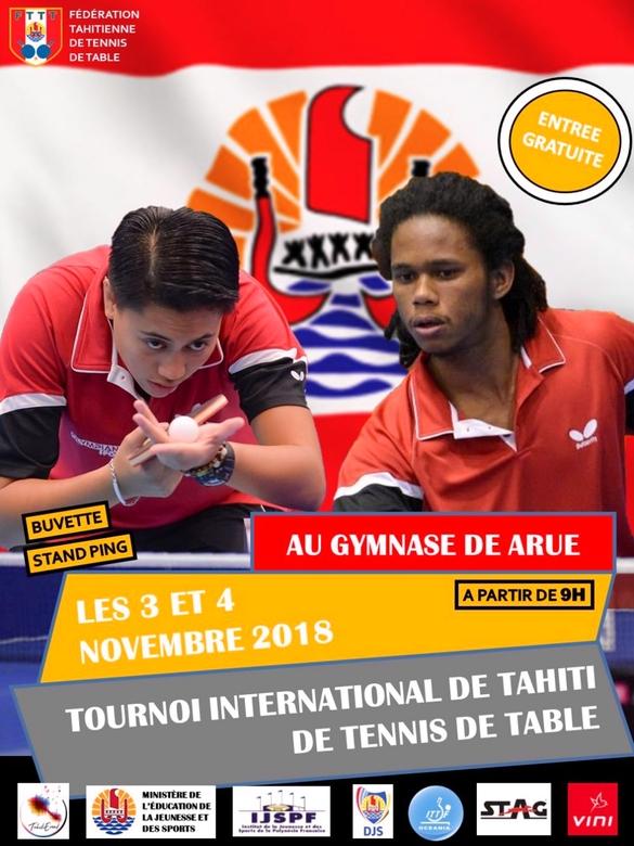Tennis de table - Tournoi International : Une cinquantaine de participants attendus