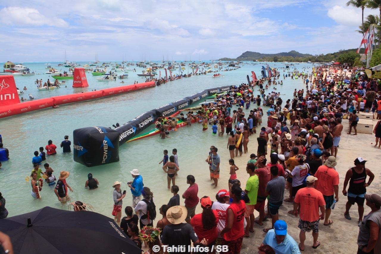 Hawaiki Nui Va'a, un évènement exceptionnel