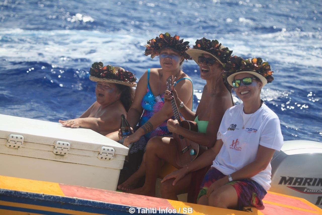 Hawaiki Nui Va'a est avant tout une belle fête