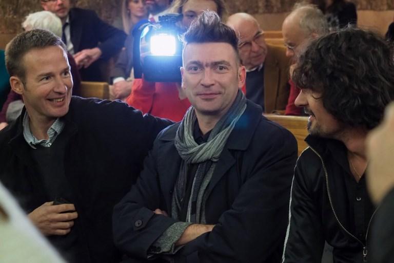 Trois jeunes hommes d'une trentaine d'années se sont assis mardi sur le banc des parties civiles.