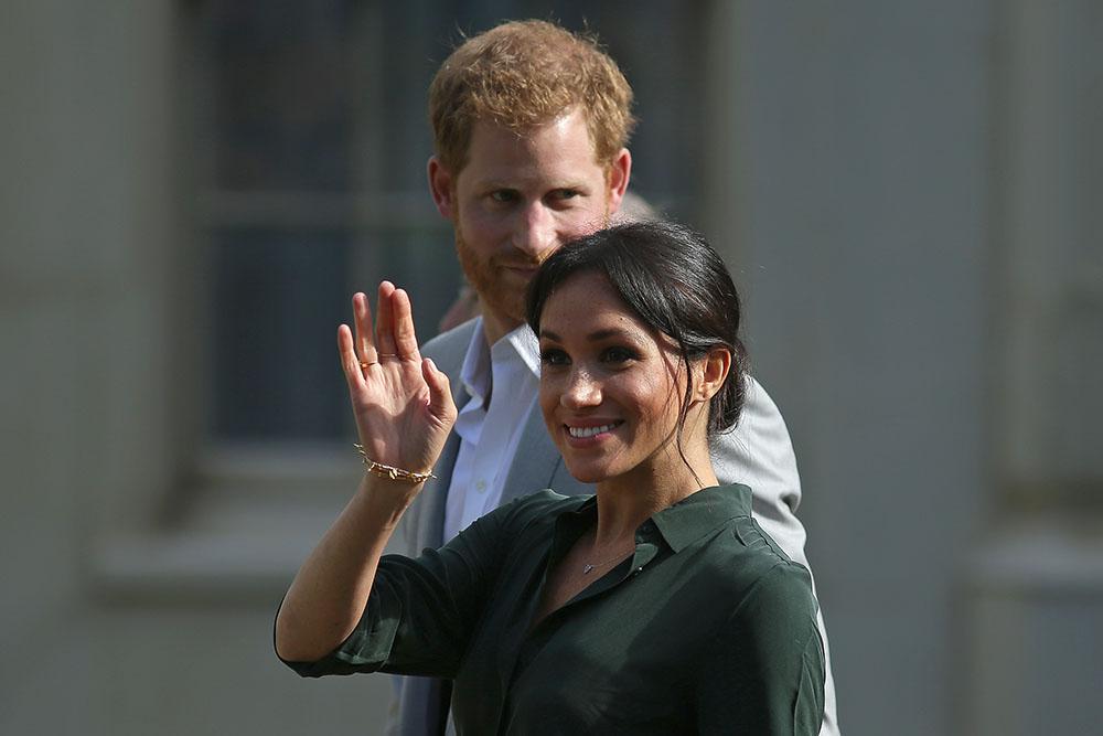 Couple royal: la tournée Pacifique de Meghan confirme son statut de star
