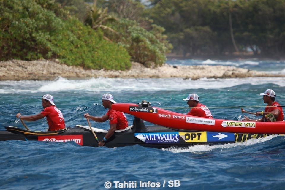 Team Opt entre dans la passe en troisième position