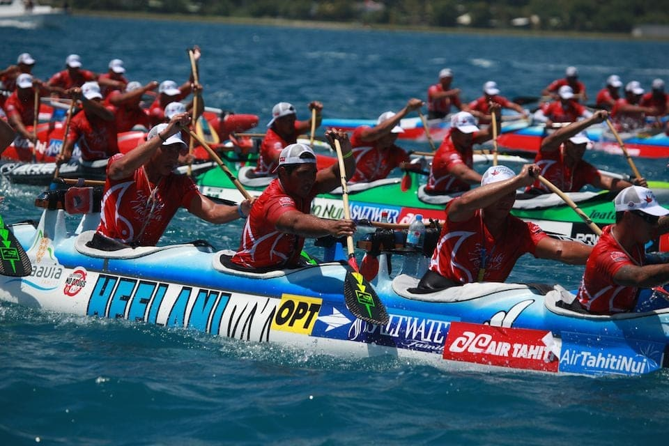 Va'a V6 – Hawaiki Nui Va'a 2018 #2: Team CPS «Il fallait être des frères»