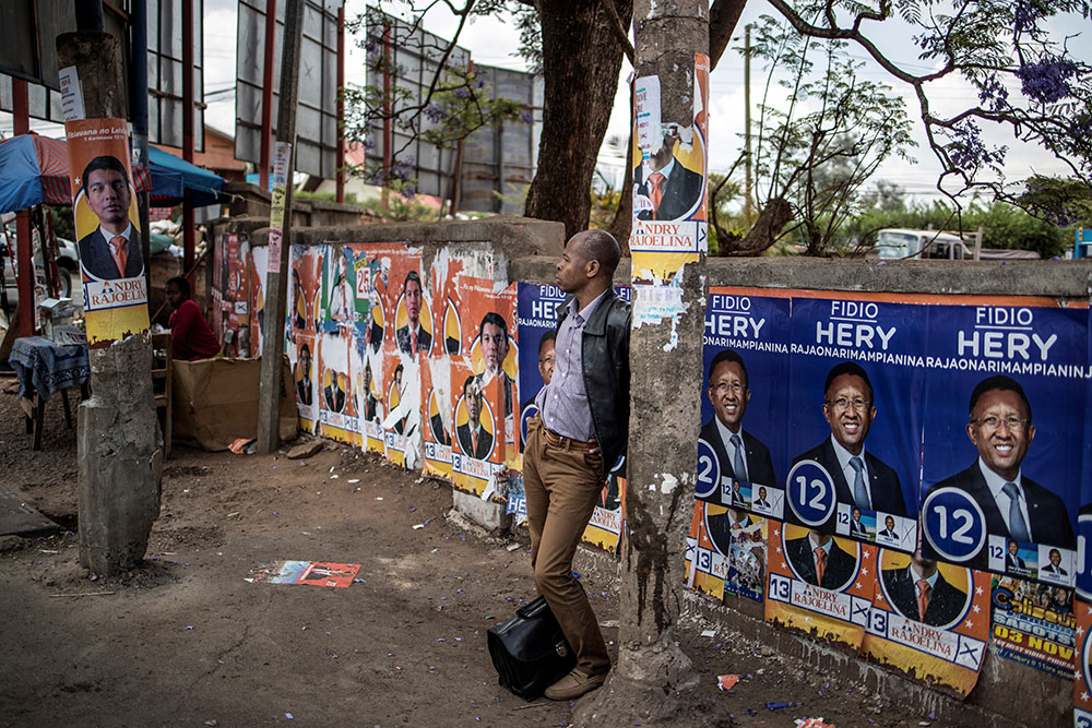 Madagascar aux urnes pour une présidentielle dominée par des anciens chefs de l'Etat