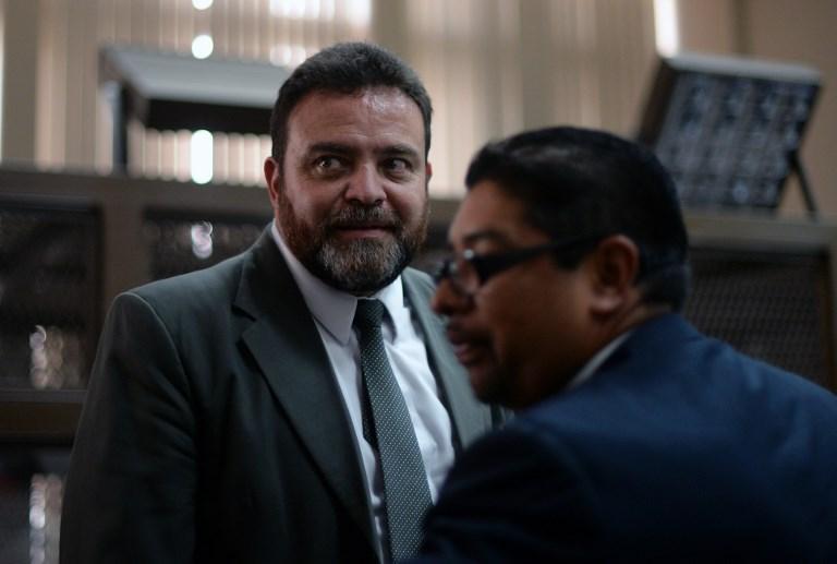 Guatemala: l'ex-chef de l'administration pénitentiaire condamné à 22 ans de prison