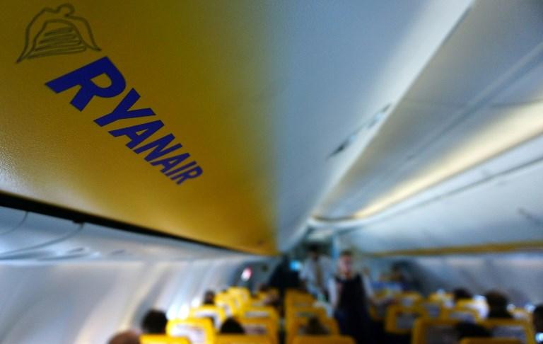 Un Boeing de Ryanair saisi en France pour exiger le remboursement de subventions