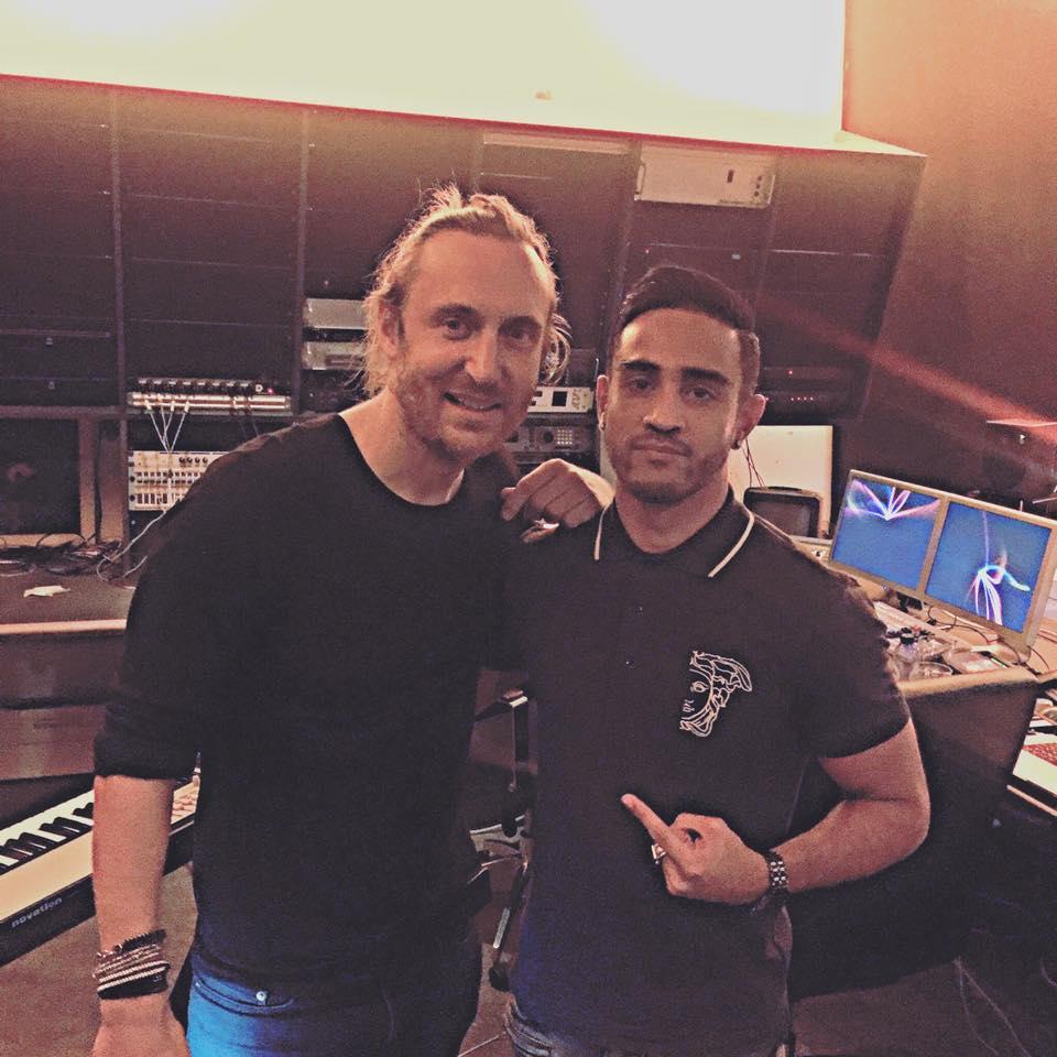 Le DJ hollandais Onderkoffer (à droite) sera présent en guest star au Nation Music Festival