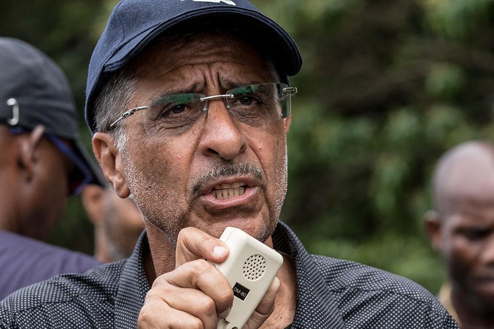 l'élu de Guyane Antoine Karam (LREM).