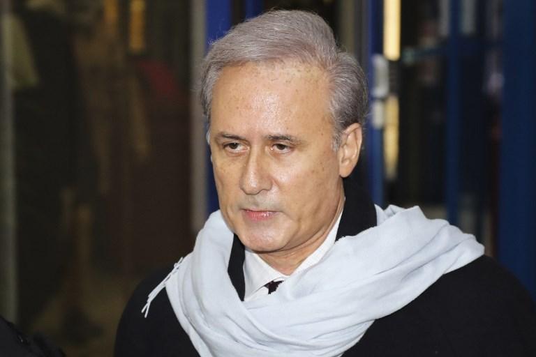 Procès Tron: six ans de prison requis contre l'ex-secrétaire d'Etat jugé pour viols
