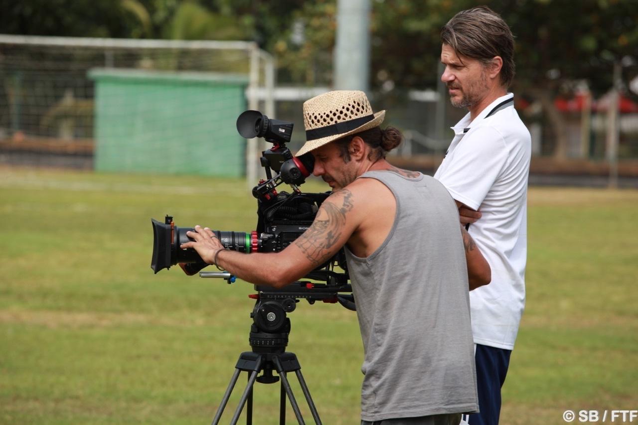 La Fifa en tournage à Tahiti