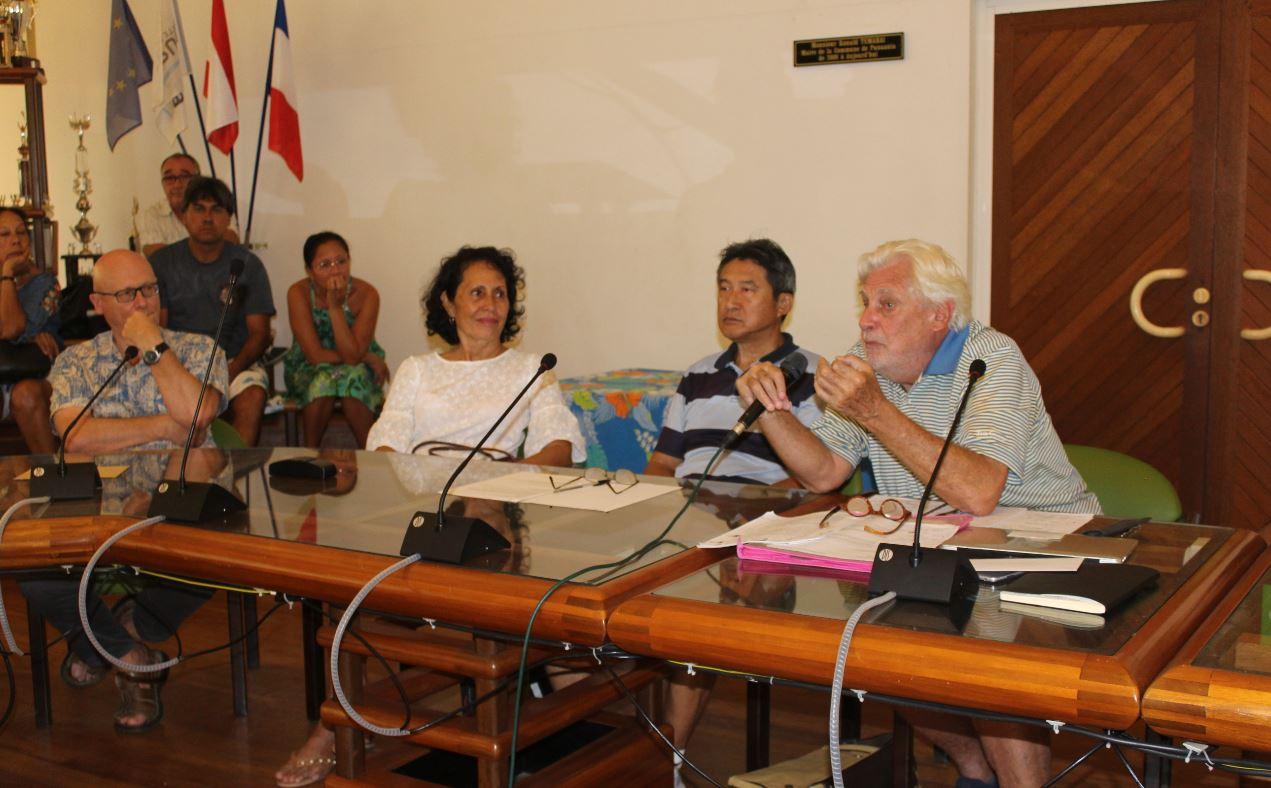"""L'objectif de l'association """"Te Ora Hau"""" est de lutter contre les nuisances sonores."""