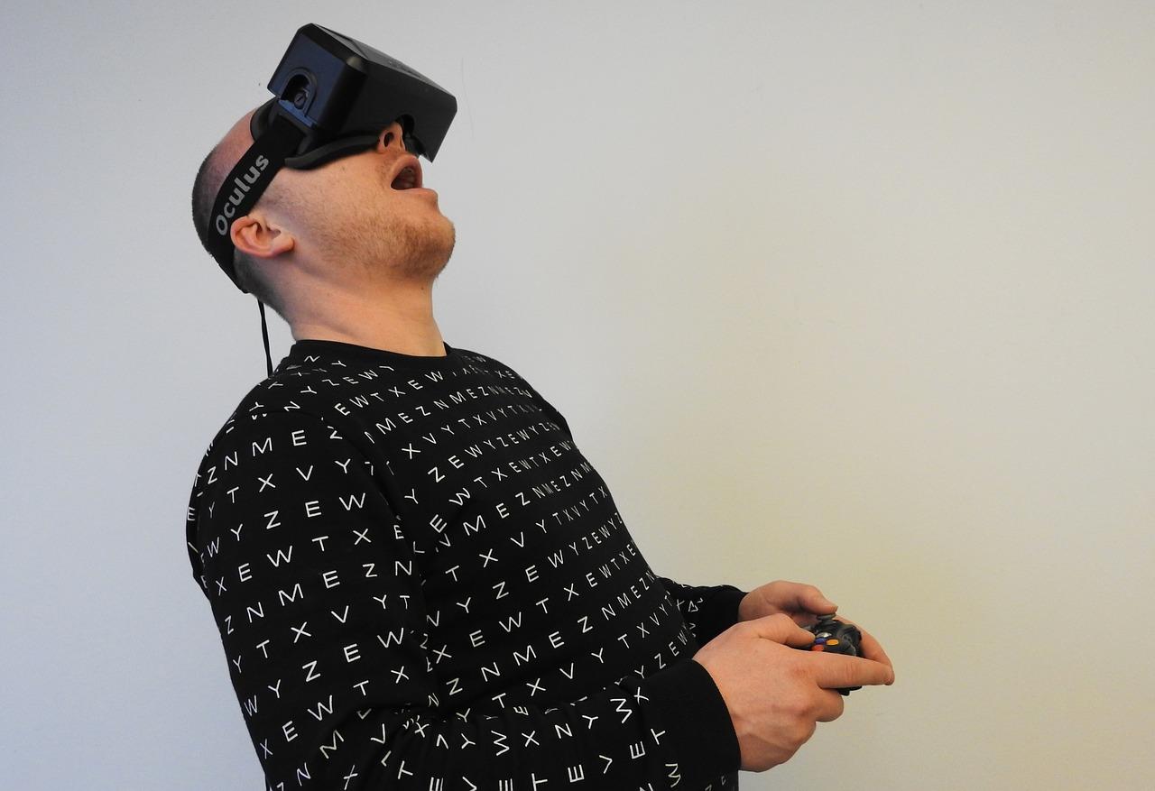 Jeux d'immersion: la course aux salles de réalité virtuelle est lancée