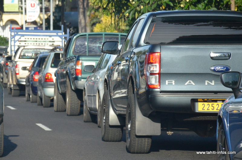 Hausse des immatriculations de véhicules en 2018