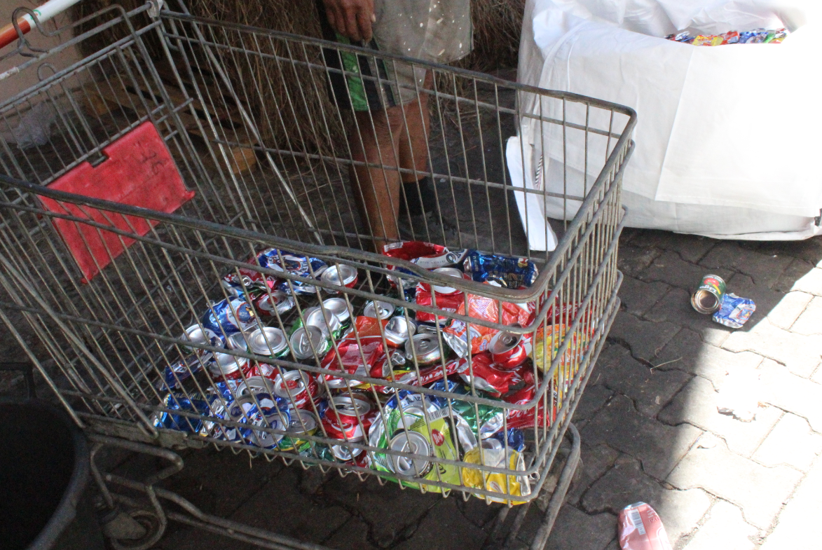 Des canettes recyclées pour la santé des SDF