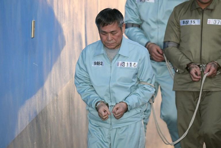 Corée du Sud: le chef d'une secte condamné pour le viol de fidèles