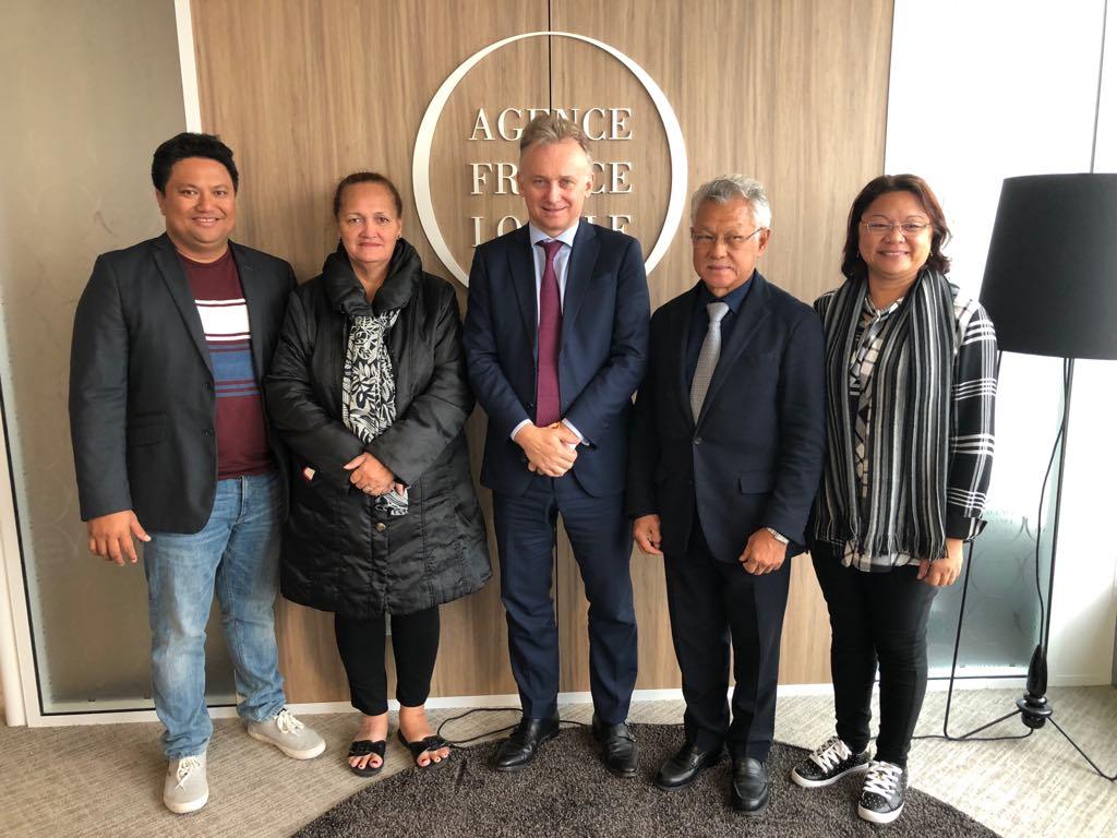 La commune de Bora Bora adhère à l'Agence France Locale