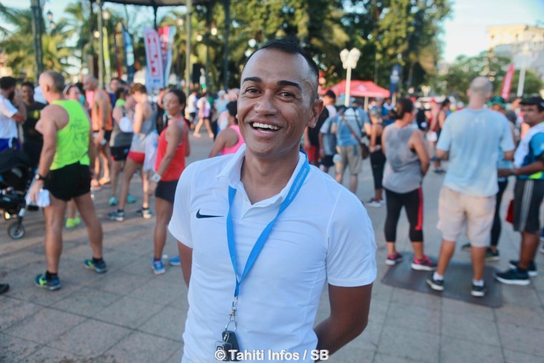 Dan Pihaatae souhaite partager sa passion pour le sport