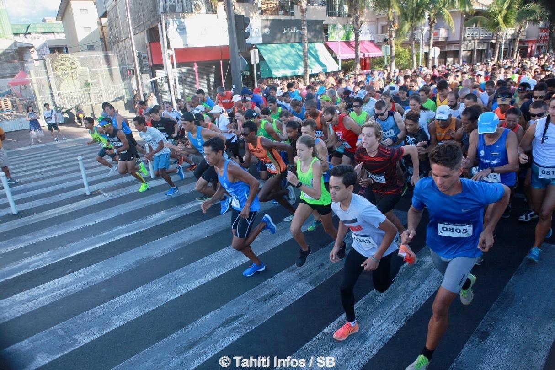 750 participants au départ, encore un gros succès pour cette course