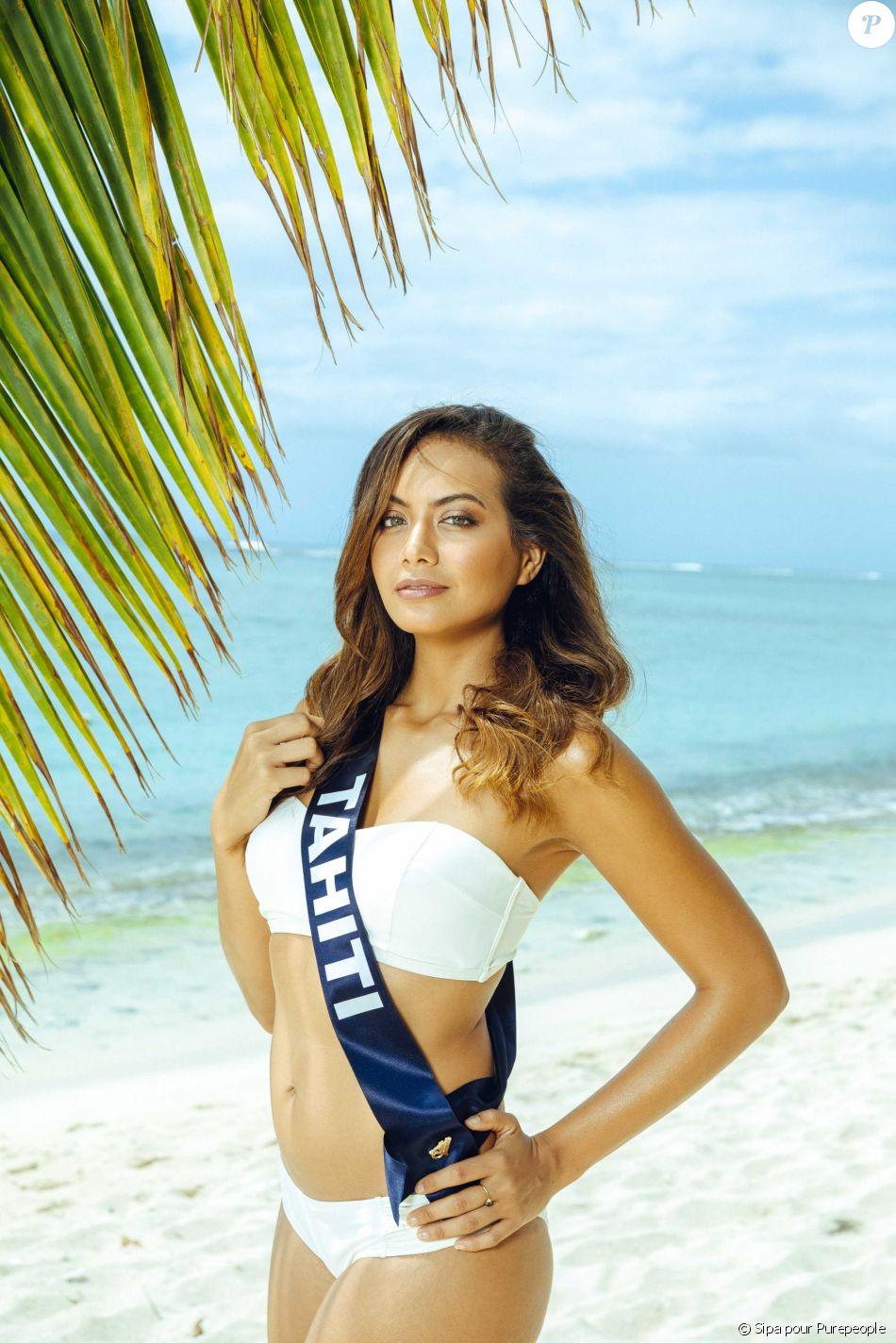 Concours Miss France : Vaimalama sublime en bikini