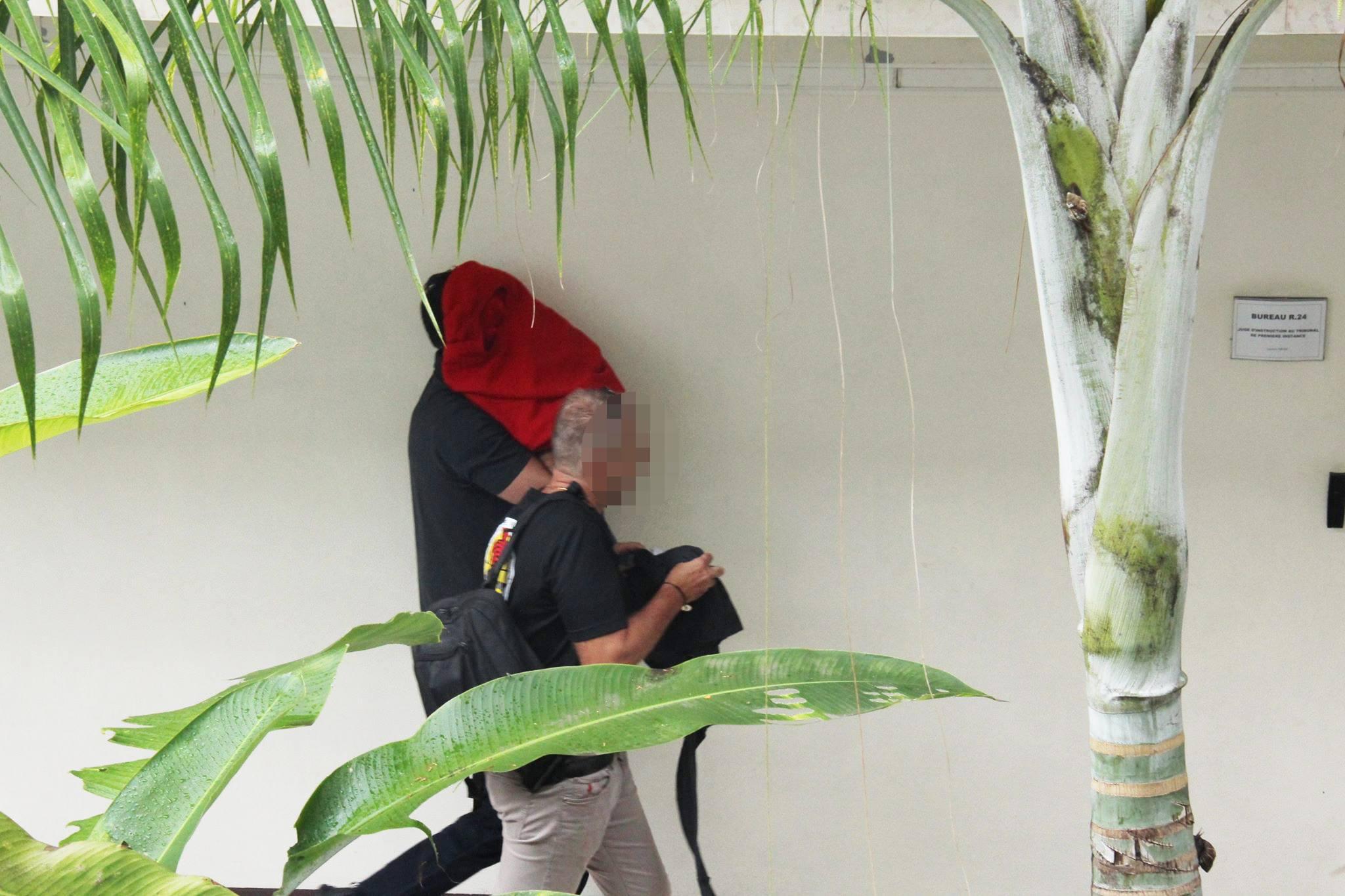 Trafic d'ice : Maitai Danielson mis en examen et placé en détention provisoire