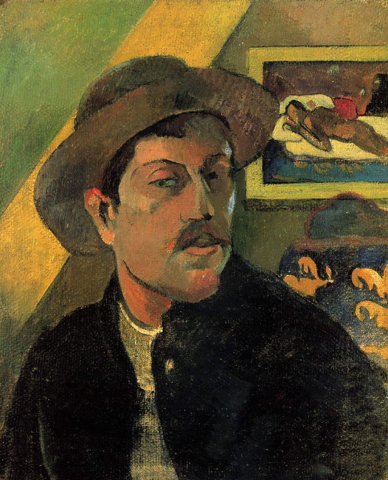 Paul Gauguin se fit d'Edouard Petit un implacable ennemi.