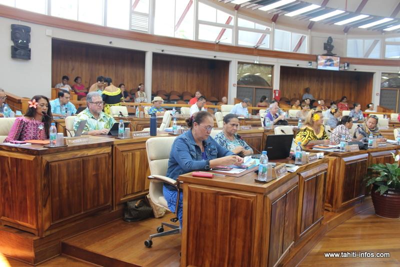 A vouloir dissoudre l'assemblée de la Polynésie française le Tavini pourrait n'obtenir qu'une élection partielle cantonnée sur la 3e section des îles du Vent.