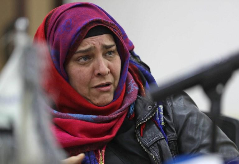 """Une Argentine """"kidnappée"""" en Syrie a quitté le pays en guerre"""