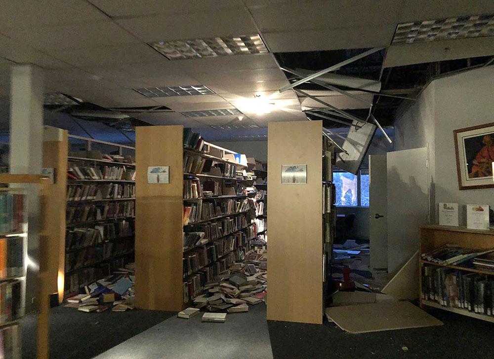L'Alaska secoué par un puissant tremblement de terre, de nombreux dégâts
