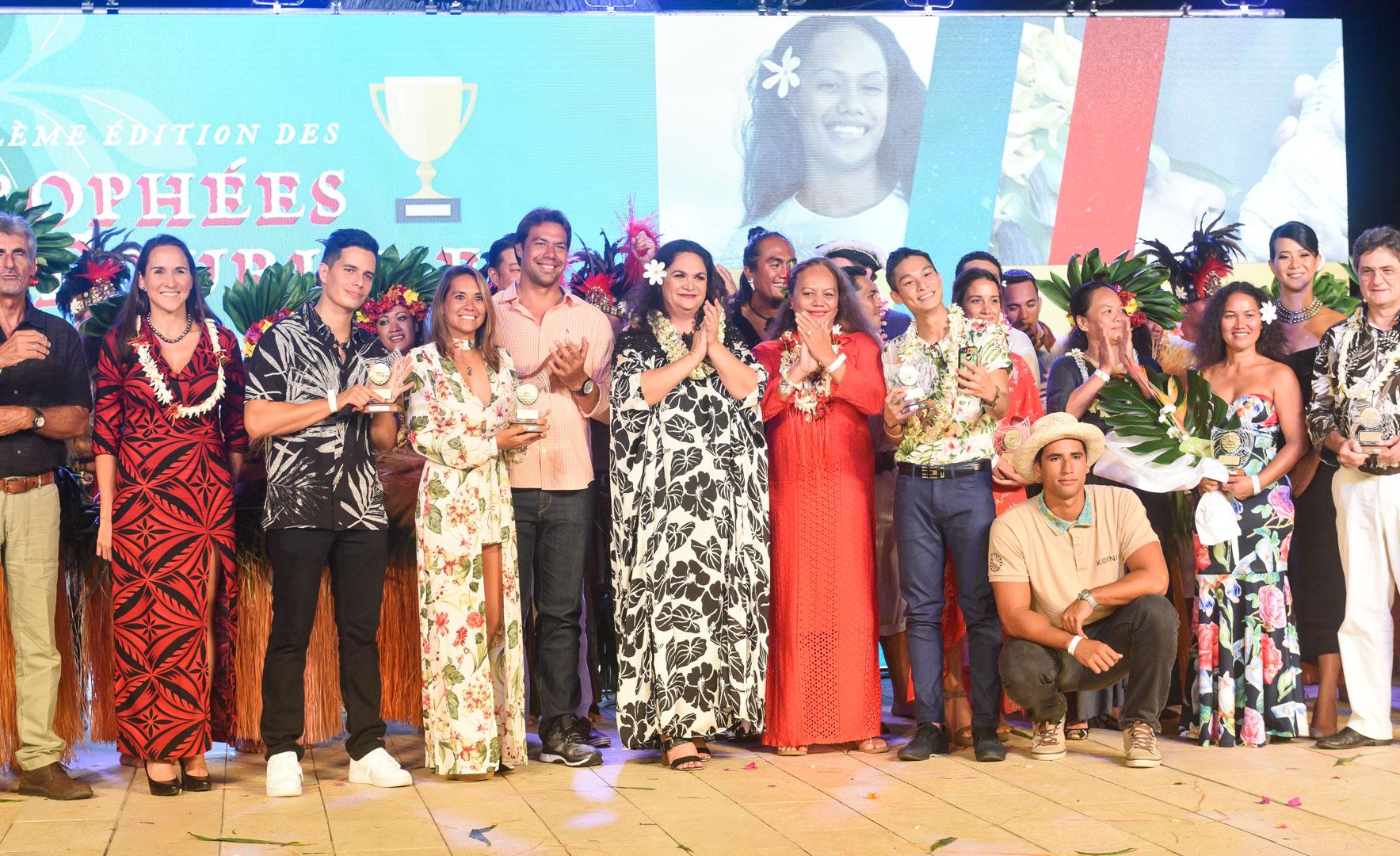 Remise des prix de la 2e édition des Trophées du tourisme