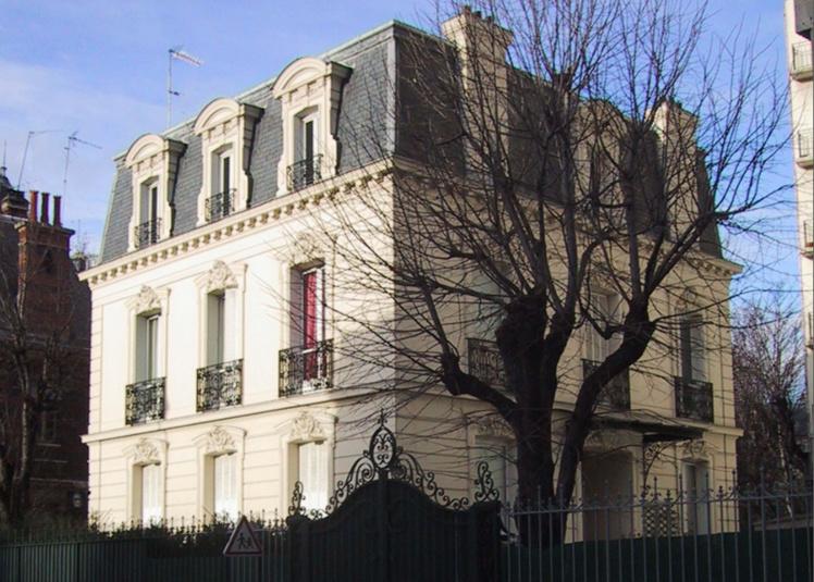 L'hôtel particulier du 90, rue Ranelagh dans le XVIe arrondissement parisien. (Photo Tahiti-Pacifique)