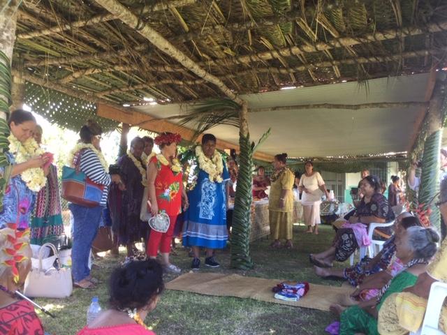 Wallis accueille le 8e atelier de l'Union des femmes d'Océanie