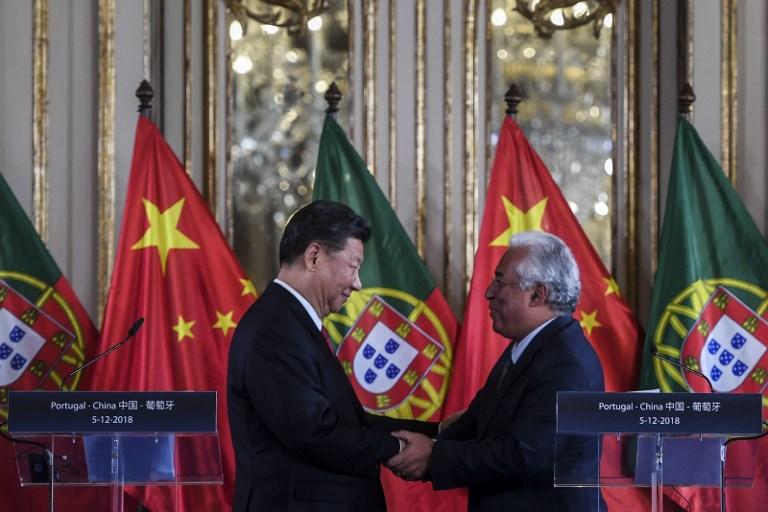 """Le Portugal s'engage à coopérer avec la Chine dans le cadre des """"nouvelles routes de la soie"""""""