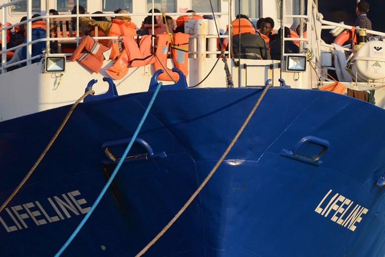 Migrants morts après 11 jours en mer : une ONG en appelle à la CPI