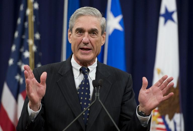 Sous pression, Trump se déchaîne contre le procureur Mueller
