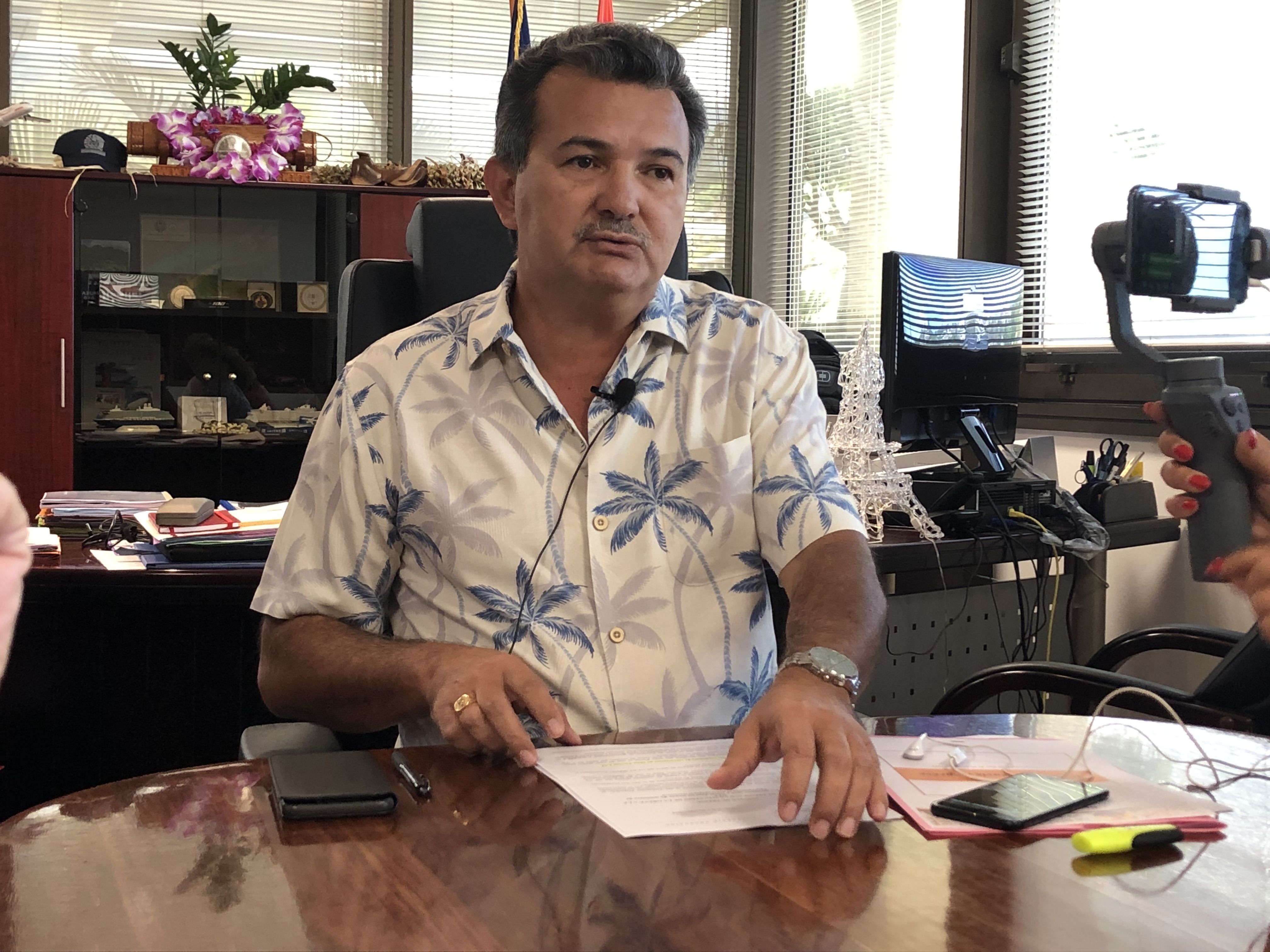 Dans leur préavis de grève les centrales syndicales A Tia I Mua et FRAPP dénoncent des problèmes graves liés au management de Florida Lai, directrice des transports terrestres depuis le 1er septembre.