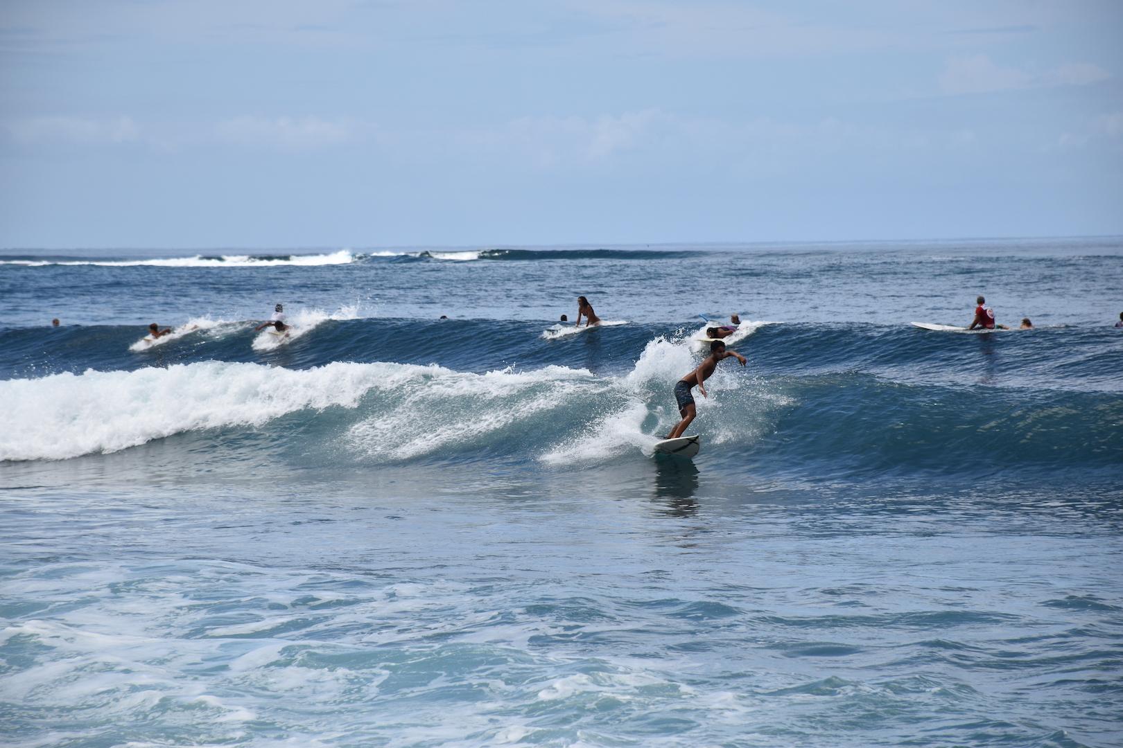 """Le patrimoine culturel du surf """"encore sous-estimé"""""""