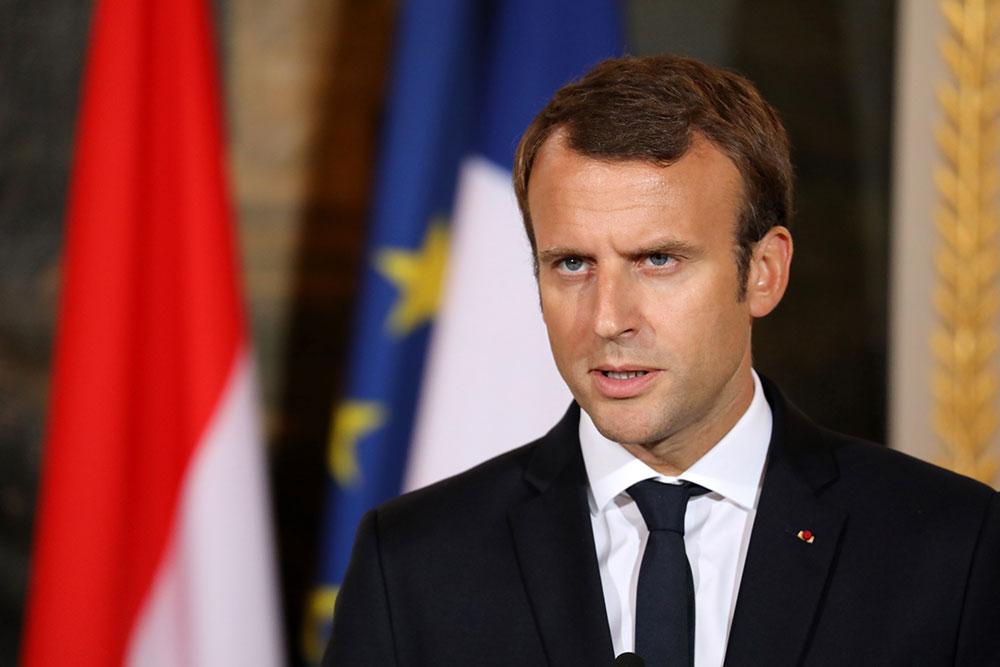 """Macron face aux Français pour sortir de la crise des """"gilets jaunes"""""""
