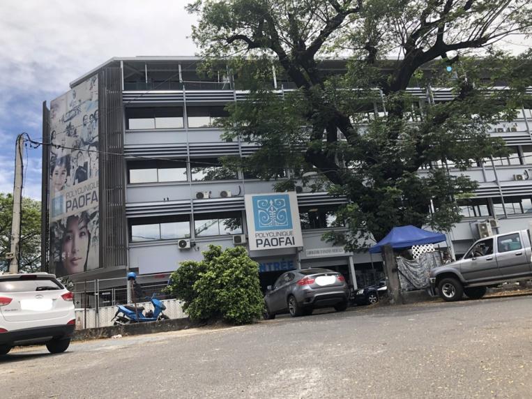 Activité « soins »:  la clinique Paofai sera fermée du 22 décembre au 6 janvier pour travaux