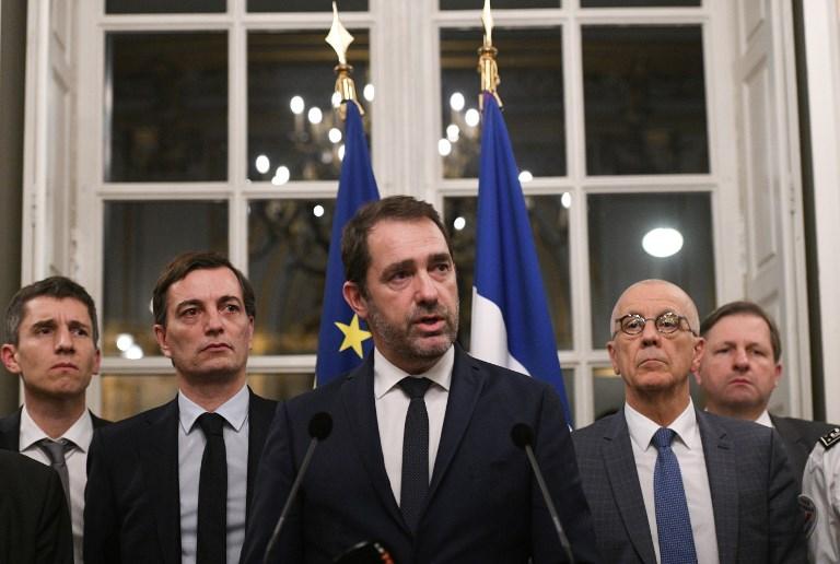 "DIRECT - Fusillade de Strasbourg: la France passe en posture ""urgence attentat"" (MAJ)"