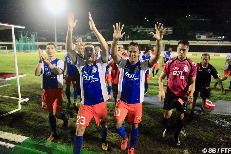 Dragon avait réalisé un beau début de parcours en Ligue des Champions OFC 2018