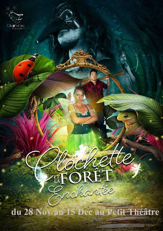 Clochette et la forêt enchantée, dernières !