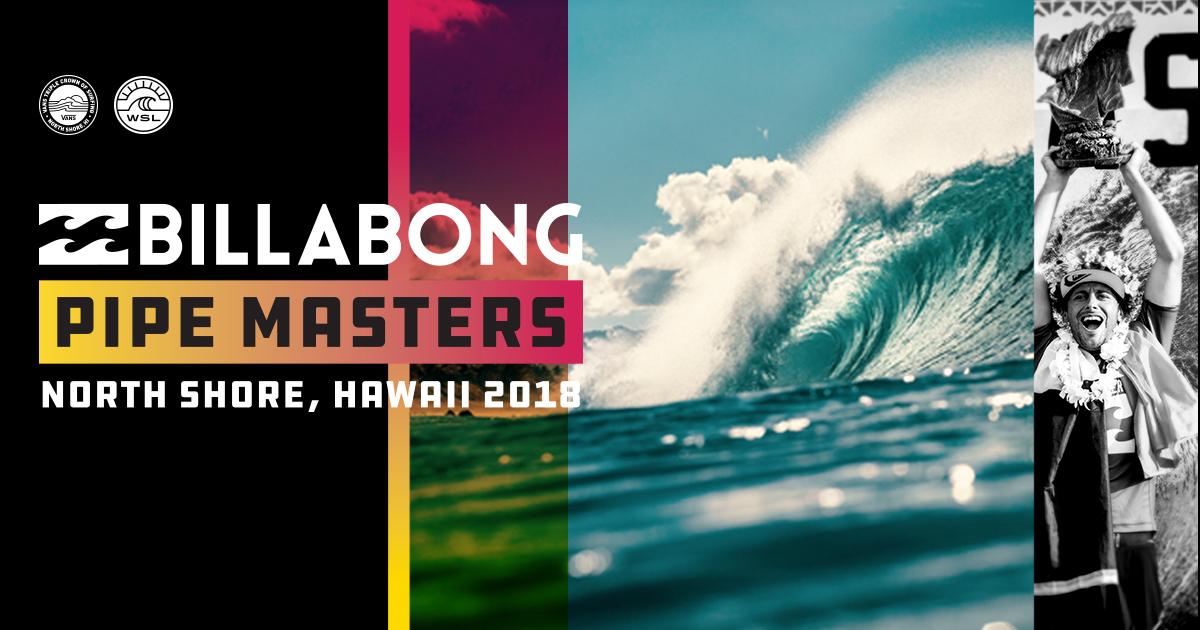 Le Billabong Pipe Masters est la onzième étape du championnat du monde