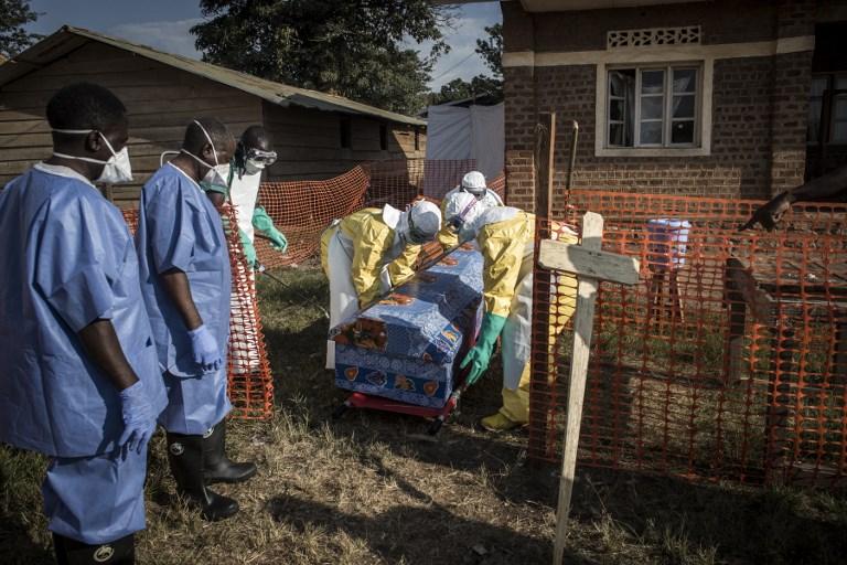 Ebola en RDC: la barre des 300 morts dépassée